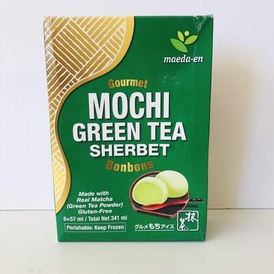 Maedaen Mochi Sherbet Green Tea