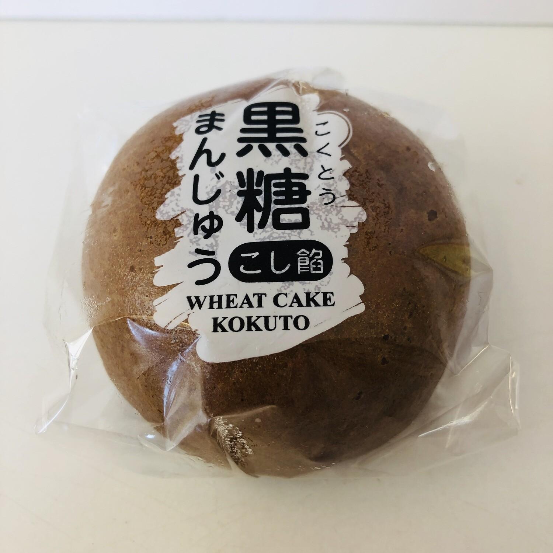Fuyo Kokuto Manju Wheat Cake