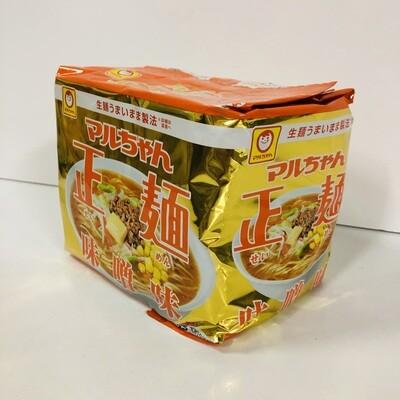 Maruchan Seimen Miso Instant Noodle Miso 5P