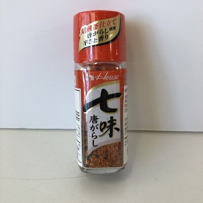 House Shichimi Togarashi Red Chili Pepper