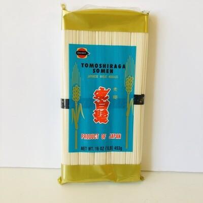 J-Basket Somen Tomoshiraga Noodles 453g