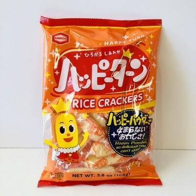 Kameda Happy Turn Baked Rice Cracker