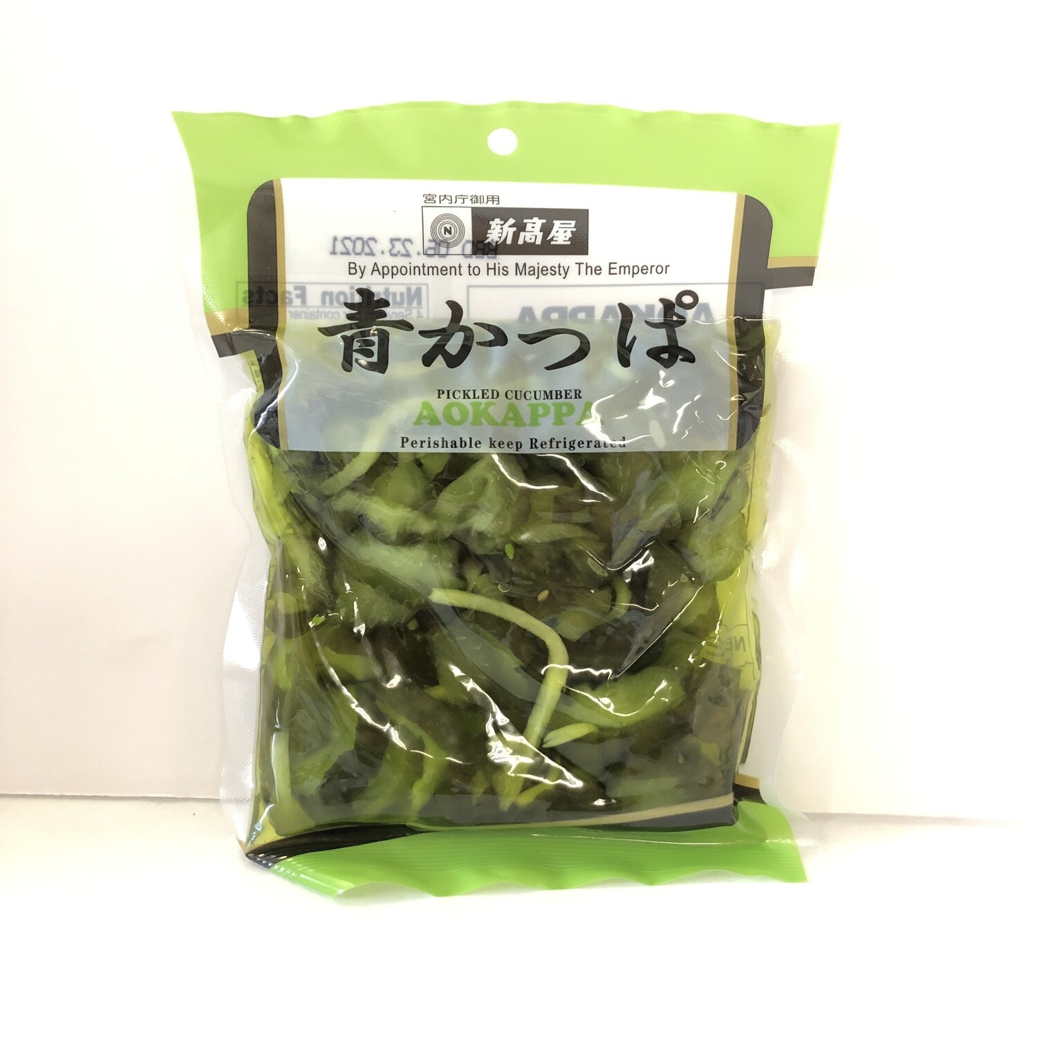 Niitakaya Ao Kappa Pickled Cucumber
