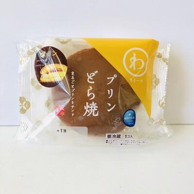 Monteur Pudding Dorayaki