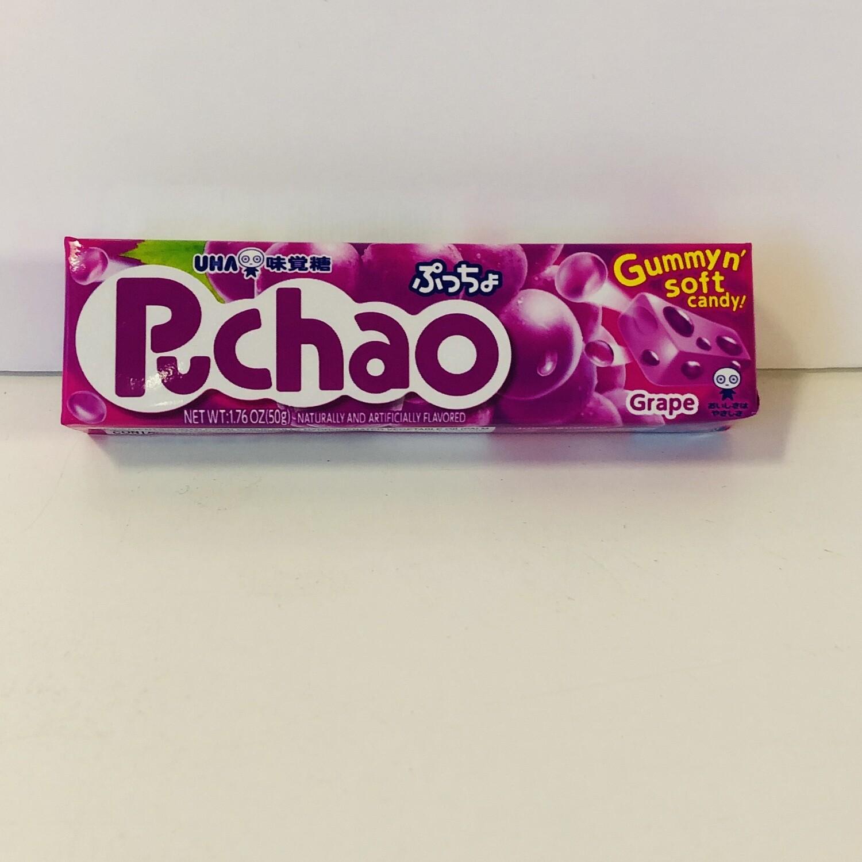 UHA Puccho Soft Candy Grape