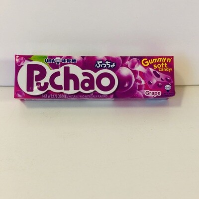 UHA Puccho Soft Candy Grape