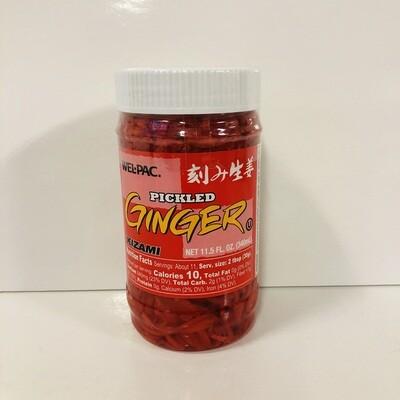 Welpac Kizami Pickled Ginger