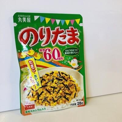 Marumiya Noritama Furikake Seaweed & Egg Rice Seasoning