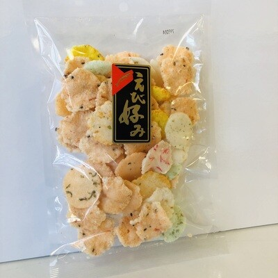 Ebi-konomi Assorted Shrimp Chips