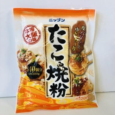 Nippn Takoyaki Ko Octopus Ball Flour