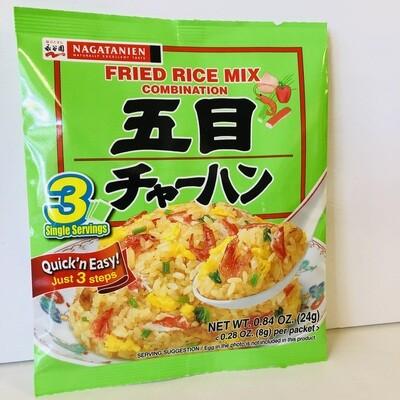 Nagatanien Fried Rice Mix Gomoku