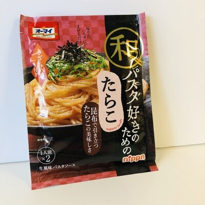 Nippn Oh-My Tarako Fish Roe Pasta Sauce