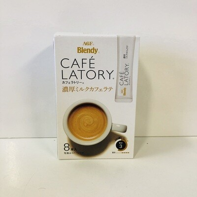 Blendy Milk Cafe Latte Instant coffee