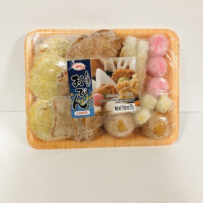 JFC Oden Set Assorted Fried Fish Cake (L) (Frozen)
