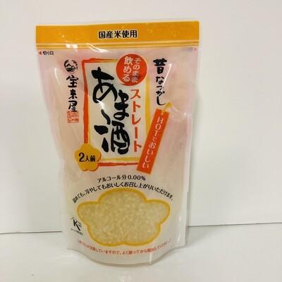 Horaiya Mukashi Hiyashi Amazake Sweet Rice Drink 300g