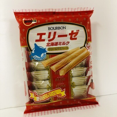 Bourbon Elise Hokkaido Milk Biscuit