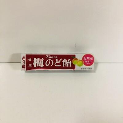 Kanro Ume Plum & Mint Candy Stick