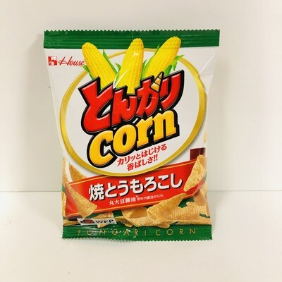 House Tongari Corn Original Corn Snack