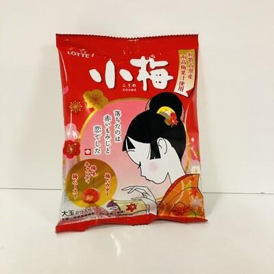 Lotte Koume Plum Candy