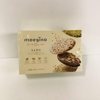 Moegino Premium Assorted Nut Cookies 20p