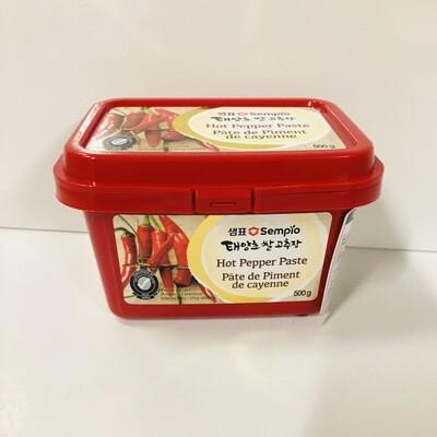 Sempio Hot Pepper Paste 500g