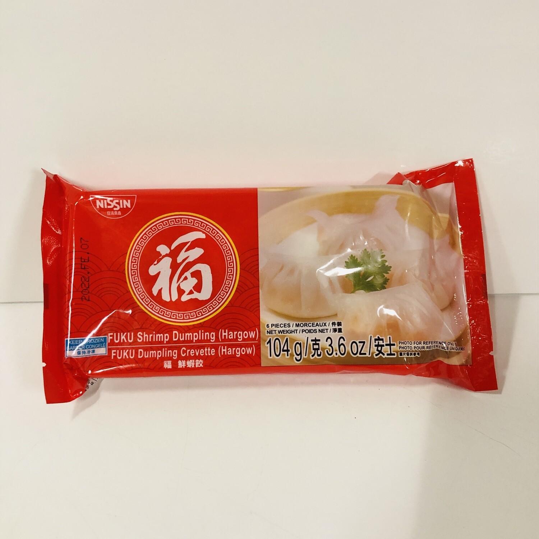 Nissin Shrimp Dumpling (Hargow) 104g