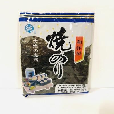 Heiwa Yakinori Roasted Seaweed