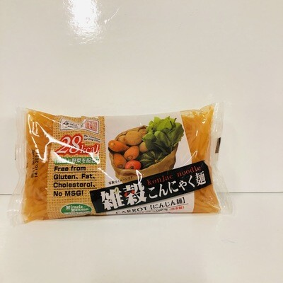 Ishibashiya Shirataki Noodle with Carrot and Millet