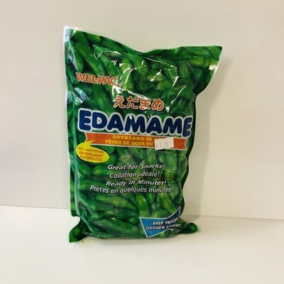 Welpac Edamame In Pods