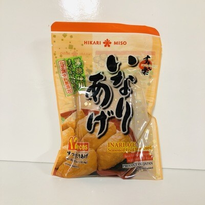 Hikari Inari Age Seasoned Fried Bean Curd 12pc