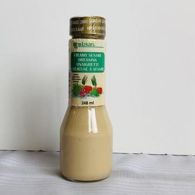 Mizkan Creamy Sesame Dressing 248ml