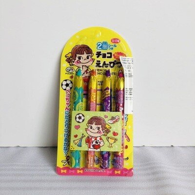 Fujiya Pencil Chocolate 4pc
