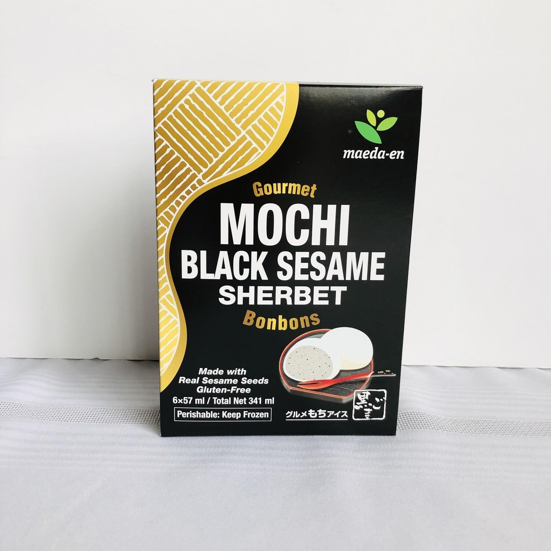 Maedaen Mochi Sherbet Black Sesame (Gluten Free)