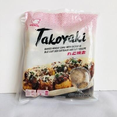 Heiwa Takoyaki Wheat Cake with Octopus
