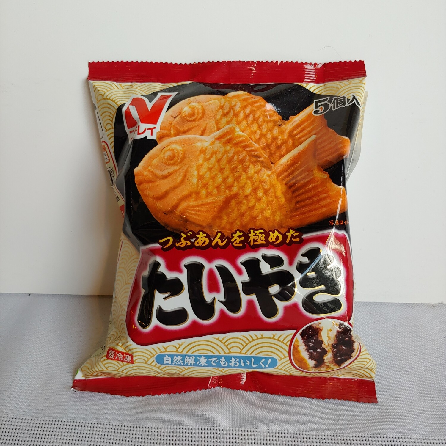Nichirei Taiyaki Fish-shaped Cake 5pc
