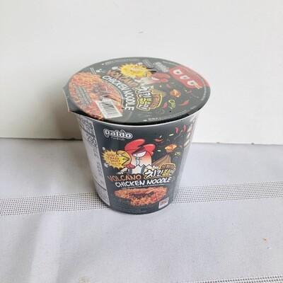 Paldo Volcano Chicken Cup Noodle