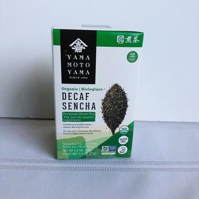 Yamamotoyana Organic Decaf Sencha Green Tea Bags