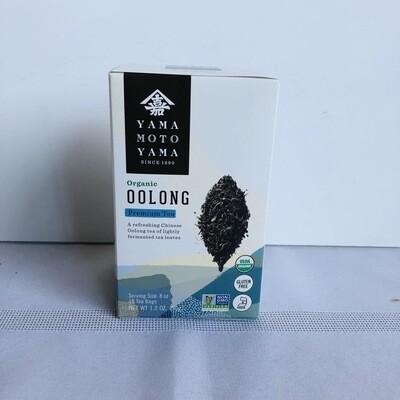 Yamamotoyama Organic Oolong Tea Bags
