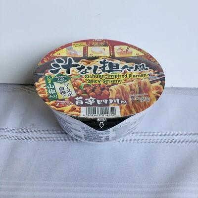 Hikari Menraku Ramen Szechuan Spicy Sesame (No Soup)