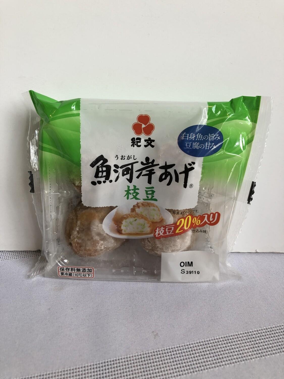 Kibun Uogashi Age Edamame Fish Cake