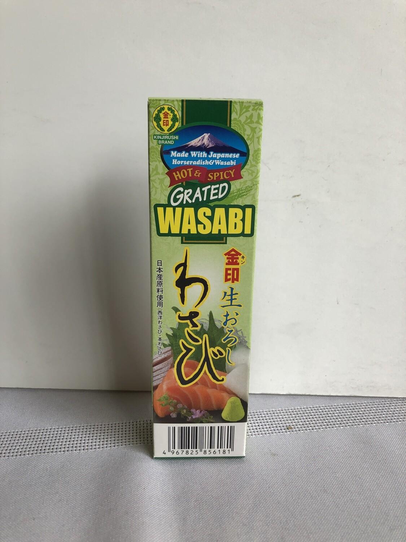 Kinjirushi Wasabi in Tube 43g