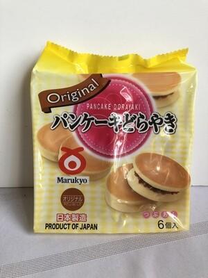 Marukyo Pancake Dorayaki 6pc