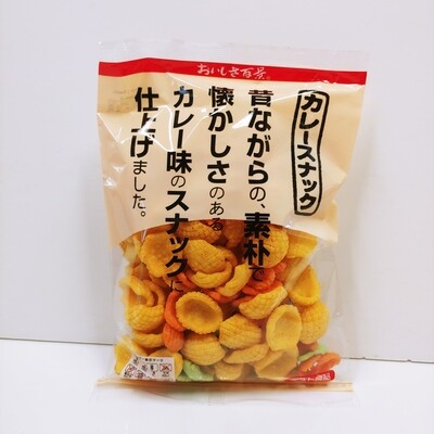 Hyakkei Curry Flavoured Snack