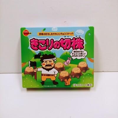 Bourbon Kikori Kirikabu Chocolate