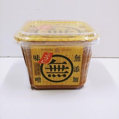 Hikari Mutenka Miso No Additive Soy Bean Pate 750g