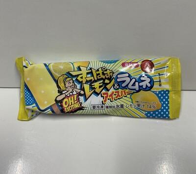 Andeic Suppa Lemon Sour Ice Cream Bar