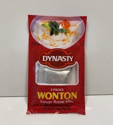 Dynasty Wonton Soup Base Mix