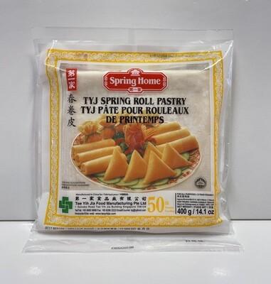 Tee Yih Jia Spring Roll Wrap 50 Sheets