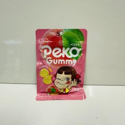 Fujiya Peko Gummy Peach