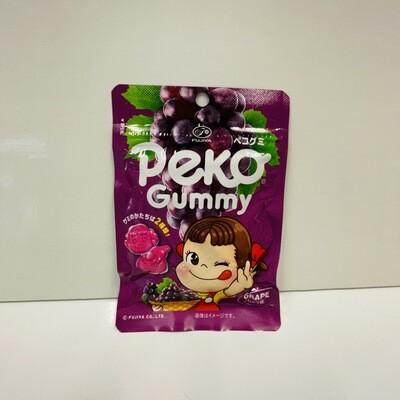Fujiya Peko Gummy Grape
